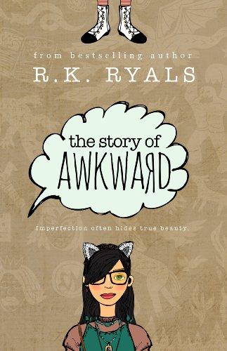 Buchseite und Rezensionen zu 'The Story of Awkward (English Edition)' von R.K. Ryals