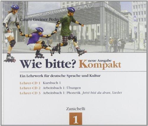 Wie bitte? Neue Ausgabe Kompakt. 6 CD Audio. Per le scuole superiori
