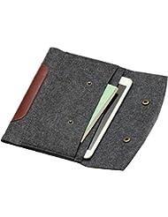 Moollyfox Funda De Fieltro Para Kindle/iPad Mini 4/3/2