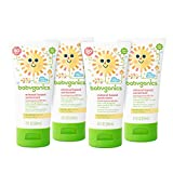 Babyganics Mineral-Based Baby Sunscreen ...