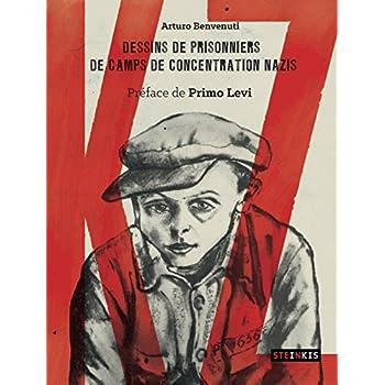 K.Z. Dessins de prisonniers de camps de concentration nazis