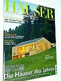 Häuser 2011 Heft 2 Corbusier-Stadt Chandigarh wir 60. Architektur Wohnen Design Kunst Garten. Zeitschrift, 4190317609006
