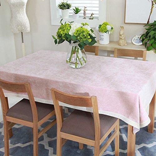 Home tischdecke,vintage tischdecke,koreanisch] volltonfarbe spitze caterpillar teetisch sauber längliche tischdecke.mehrere...