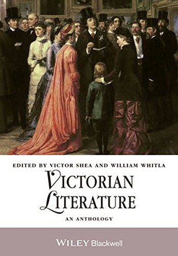 Victorian Literature: An Anthology (Blackwell Anthologies)