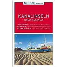 MERIAN momente Reiseführer Kanalinseln Jersey Guernsey