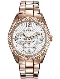 Esprit Women's Analogue Quartz Watch with Stainless Steel Bracelet – ES108952003