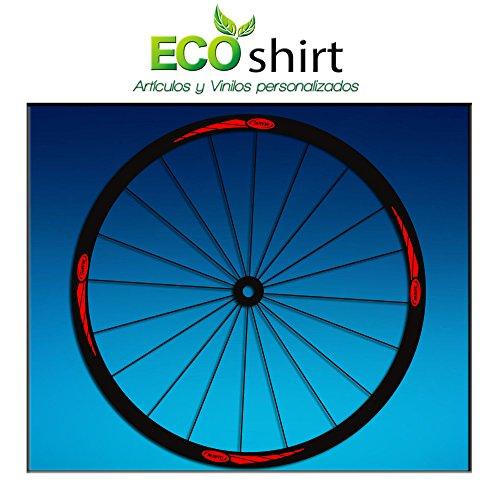 Ecoshirt 4W-Z5J7-6EK1 Pegatinas Stickers Llanta Rim