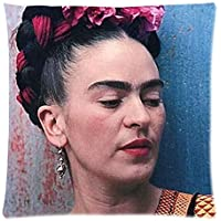 Personalized Frida Kahlo Pillowcase Zippered Pillow Case Cover 18
