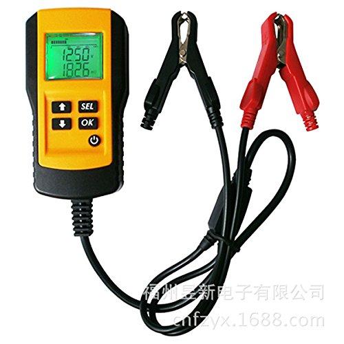 Preisvergleich Produktbild Qiyun Zubehör für Auto,  Teile für Auto,  Tester der Belastung der Analyse der Batterie des Fahrzeugs Automatische Digital-mit Die Leuchtmittel LCD für die Batterie der Auto 12 V