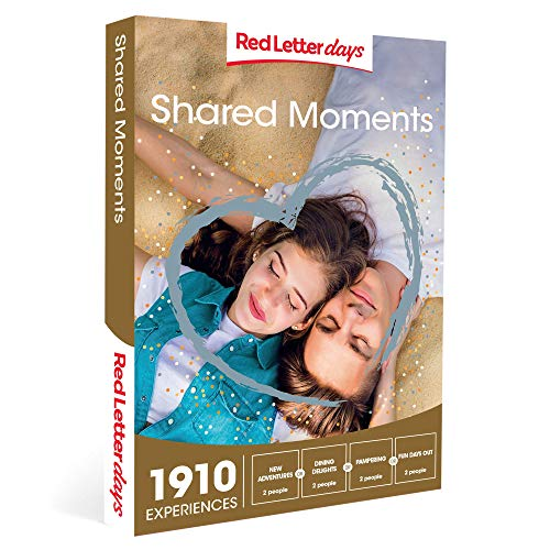 Red Letter Days Shared Moments Gift Voucher - 1910 memory UK experiences
