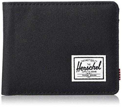 herschel-supply-co-negro-roy-billetera