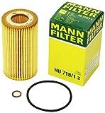 Mann Filter HU 718/1 z Filtro de Aceite