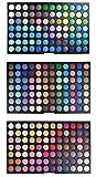 PhantomSky 252 Farben Lidschatten Palette Makeup Kit - Perfekt für Profi-und tägliche
