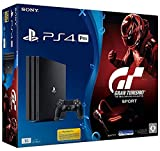 PlayStation 4 Pro - Konsole (1TB) + Gran Turismo Sport