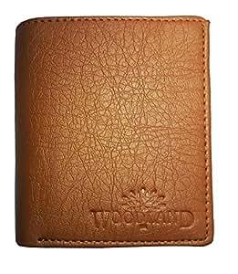 Tagg 8 Card Slots - Tan Men's Wallet
