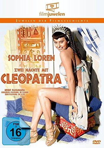 Zwei Nächte mit Cleopatra (Sophia Loren) - Filmjuwelen