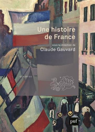 Une histoire de France par Claude Gauvard