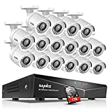 Best 16 Channel Dvrs - SANNCE 16 Channel 1080N DVR CCTV Camera System Review