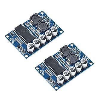 Tda8932 Digitales Verstärkermodul Tda8932 Für Aktive Lautsprecher Elektroakustische Projekte Und Audio Anwendungen 2 Stück Gewerbe Industrie Wissenschaft