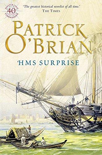 HMS Surprise por Patrick O'Brian