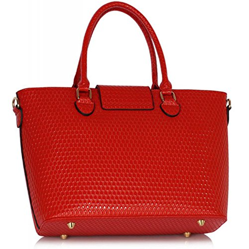 Xardi London, Borsa tote donna Red
