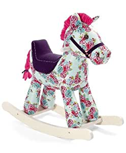 Mamas & Papas Blossom Rocking Horse Toy