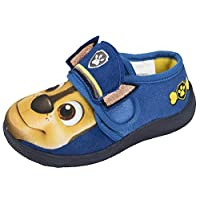 Nickelodeon Boys Paw Patrol Slippers 3D Novelty Chase