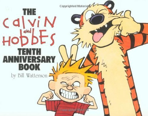 The Calvin and Hobbes Tenth Anniversary ...