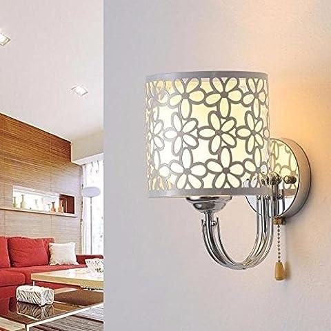 CACH Moderna Della Parete Semplice Studio Nuove Luci Le Lampade Di Illuminazione Del Corridoio,A