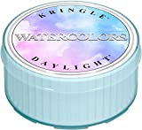 Kringle® Duftkerze - Watercolors - Raumduft, Duft, Kerze im Glas, Stumpenkerze, Housewarmer, Aroma, Aromakerze