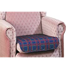 Homecraft Reusable Chair Protector - 47 x 59 cm, Blue (Eligible for VAT relief in the UK)