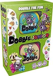 Zygomatic Dobble Junior Juego de Cartas