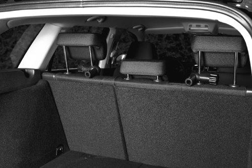 Trixie 13171 Auto-Schutzgitter, silber/schwarz - 4