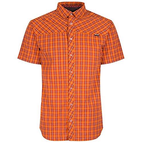 Regatta Honshu II - T-shirt manches courtes Homme - bleu 2017 tshirt manches courtes Lime Green