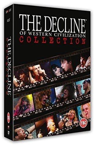 The Decline of Western Civilization Collection: 4 Disc Box Set [4 DVDs] [UK Import]