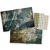 Mutant - Year Zero Maps & Markers Pack