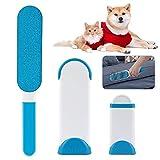 Haustier Bürsten, Home Reinigungsbürste Haarfänger und Haustier Haar Gewebe Fusselbürste für Katzen, Hund und Möbel Haar