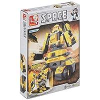 Sluban Uzay Savaşçı Robot Tiger