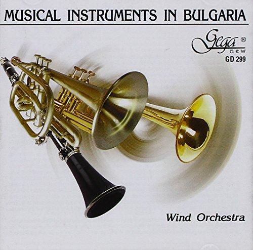 Musical Instruments in Bulgari
