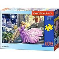 Cinderella Puzzle 108 Pezzi