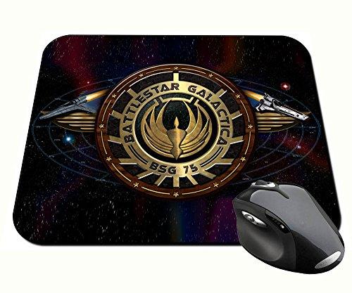 Preisvergleich Produktbild Battlestar Galactica Estrella De Combate A Mauspad Mousepad PC