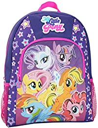 Mon Petit Poney Enfants My Little Pony Sac à  Dos, Multicolore, One Size
