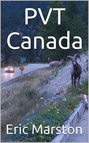 Couverture du livre PVT Canada