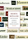 Die blassen Herren mit den Mokkatassen by Herta M??ller (2005-08-31)