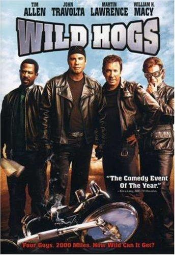 WILD HOGS DVD RET PLAY EXCL [UK Import] (Wild Hogs Dvd)