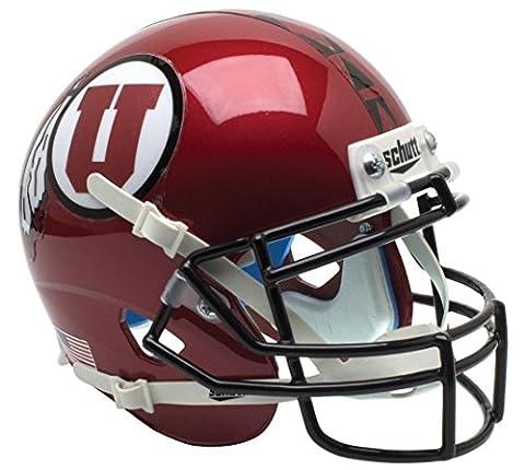 NCAA Utah Utes Proud Mini Helmet, One Size,