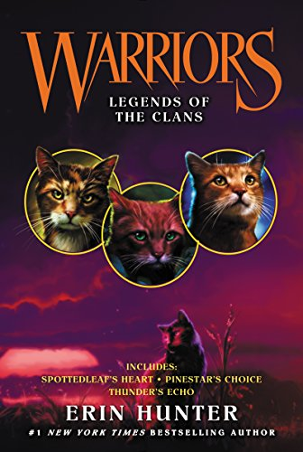 Warriors: Legends of the Clans (Warriors Novella) (English Edition) eBook: Erin Hunter: Amazon.es: Tienda Kindle