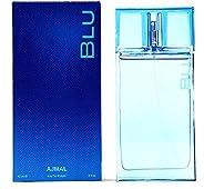 Ajmal Perfumes Blu 90 Spray For Men, 90 ml