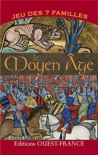 Jeu 7 familles le Moyen Age