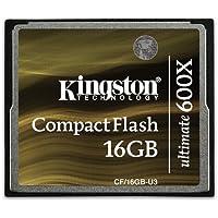 Kingston CF/16GB-U3 CompactFlash-Karte Ultimate 600x - 16 GB